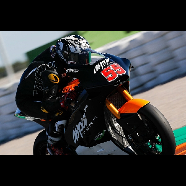 MotoGP: Aspar Team Targetkan Lima Gelar di Tahun 2020