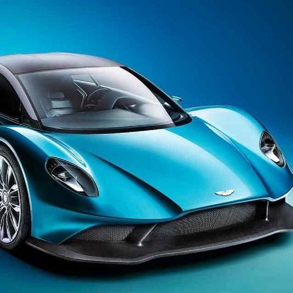 Aston Martin Powertrain Baru, Hybrid Kah?
