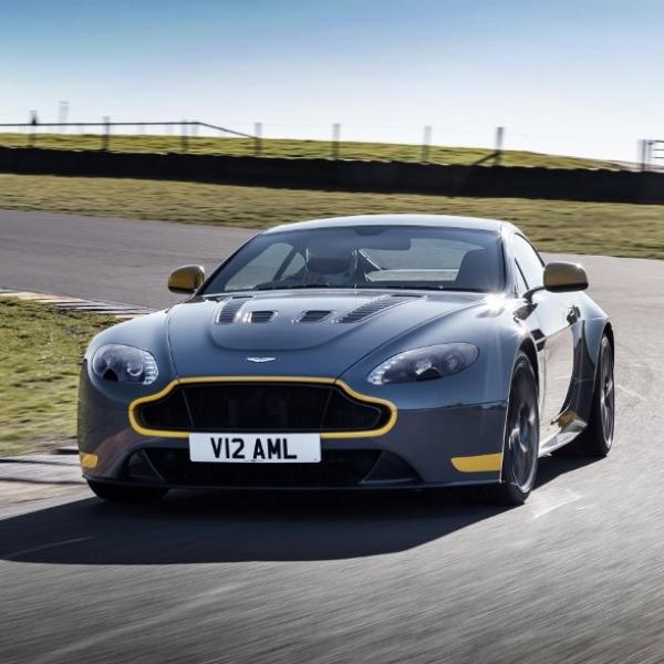 Aston Martin Trade in Supercars