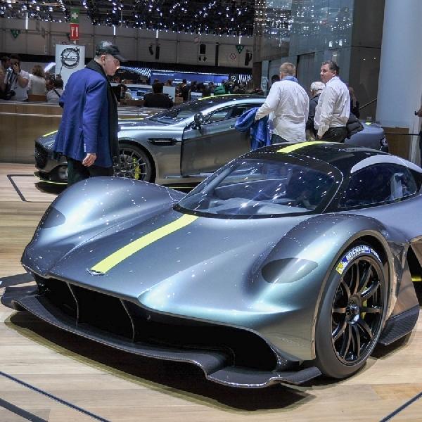 Aston Martin Kembangkan Hypercar Terbaru