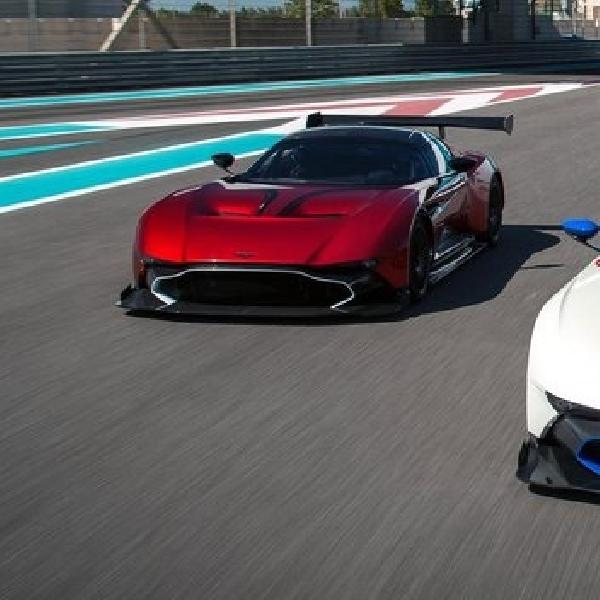 Aston Martin Ajak Konsumen Merasakan Hypercar Vulcan