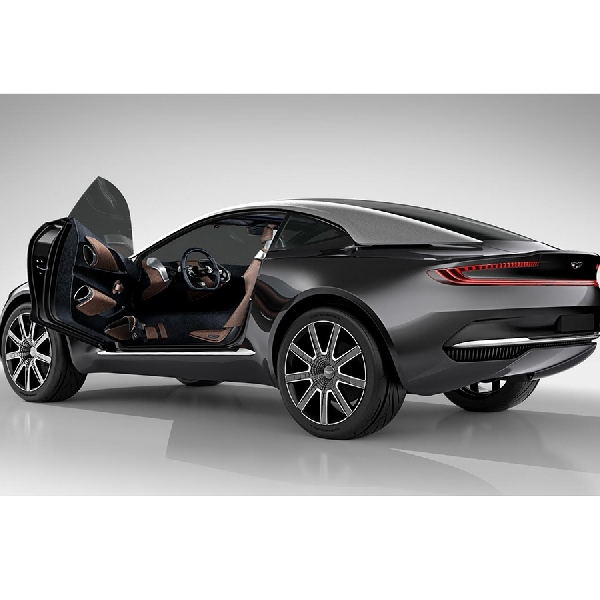 SUV Aston Martin Akan Gunakan Nama Varekai