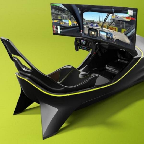 Aston Martin Luncurkan Simulator Balap Terinspirasi dari Valkyrie