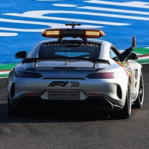 F1: Aston Martin Bakal Jadi Pemasok Safety Car F1 di Tahun 2021