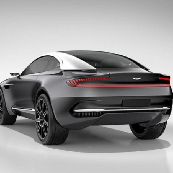 Aston Martin Berniat Buka Pabrik Baru di Inggris untuk Kembangkan Crossover DBX