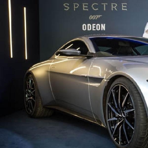 1 dari 10 Unit Aston Martin DB10 Edisi Spectre Akan Dilelang