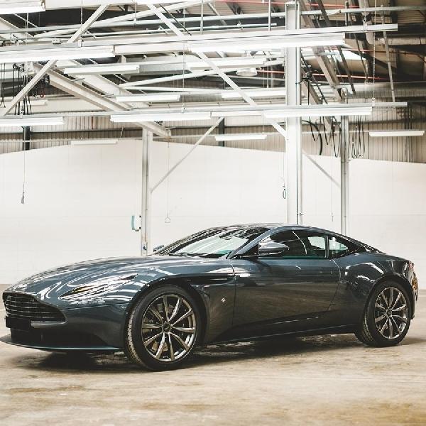Aston Martin Luncurkan Mobil Konsep Q