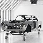 Tahap Akhir Produksi Aston Martin DB5 James Bond, Ini Penampakannya