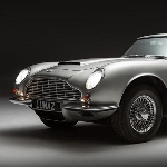 Aston Martin DB6 Terlahir Kembali Dengan Sistem Elektrik