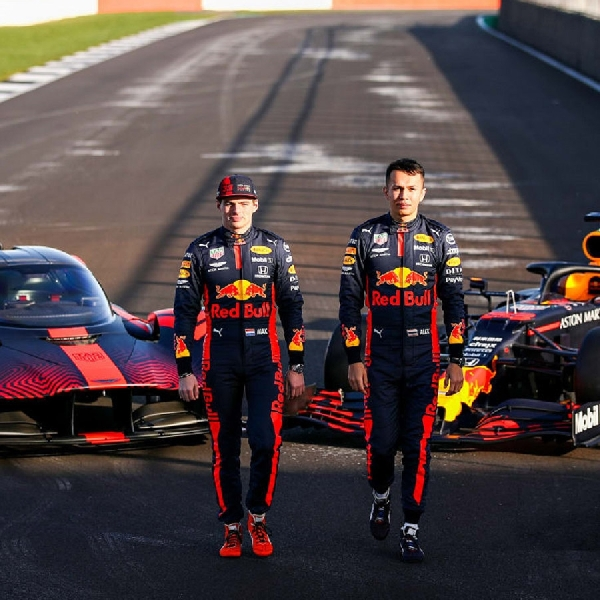 F1: Aston Martin Gabung ke Racing Point, Red Bull Kehilangan Sponsor Utama