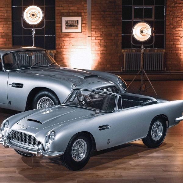 Ini Dia Mobil Mainan Paling Keren Buatan Aston Martin