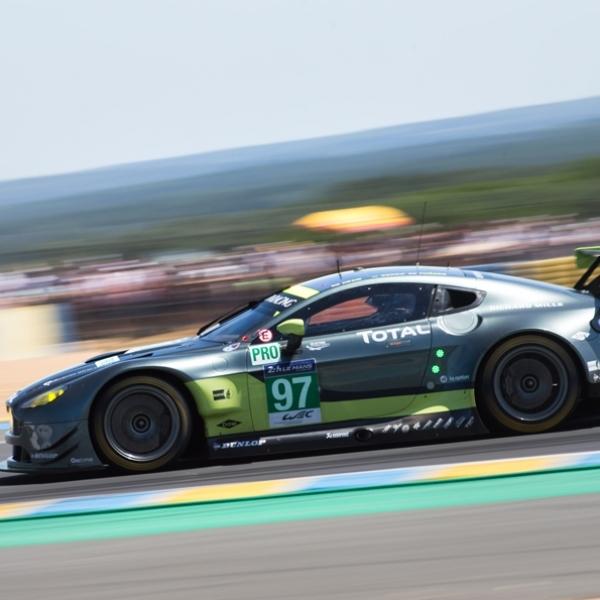 Aston Martin Menangkan Balap Le Mans