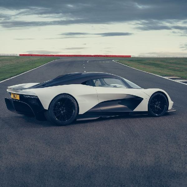 Aston Martin Valhalla Terbaru Akan Tampil Tahun Ini
