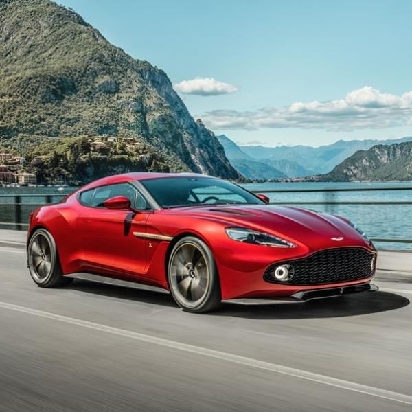 Aston Martin Vanquish Zagato, Berawal Dari Konsep