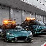 Aston Martin Vantage Dinobatkan sebagai Safety Car Formula One 2021