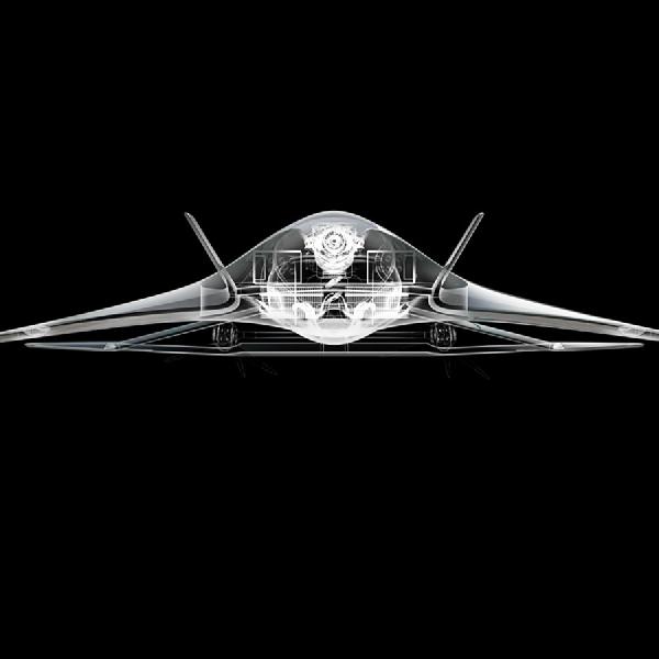 Aston Martin Bikin Konsep Mobil Terbang