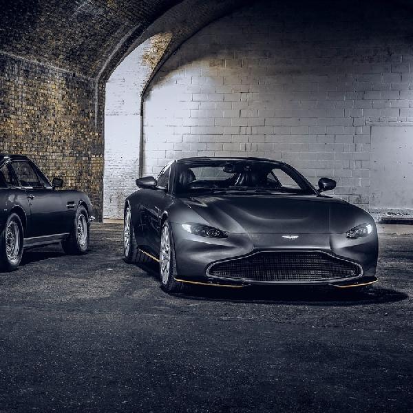 Aston Martin Ciptakan Mobil Sport 007 Ekslusif untuk Perilisan Film James Bond ke-25
