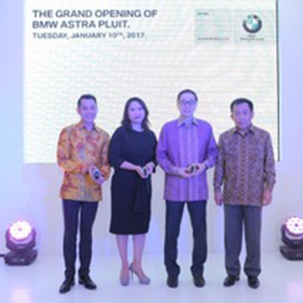 Astra dan BMW Indonesia Perkuat Jaringan di Jakarta Utara
