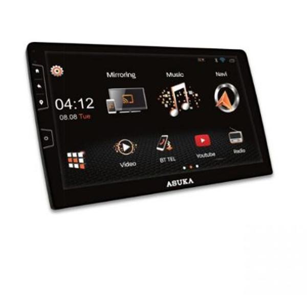 ASUKA Siapkan Head Unit 9 Inci Full HD yang Premium