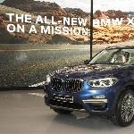 Inilah Harga dan Spesifikasi BMW X3 2018