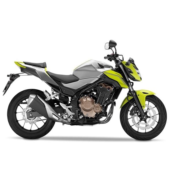 Harga dan Warna Baru Honda CB500 Series