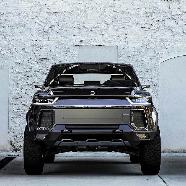 Atlis XT Truk Elektrik Double Cabin Pukul Mundur Domisinasi Ford dan GM