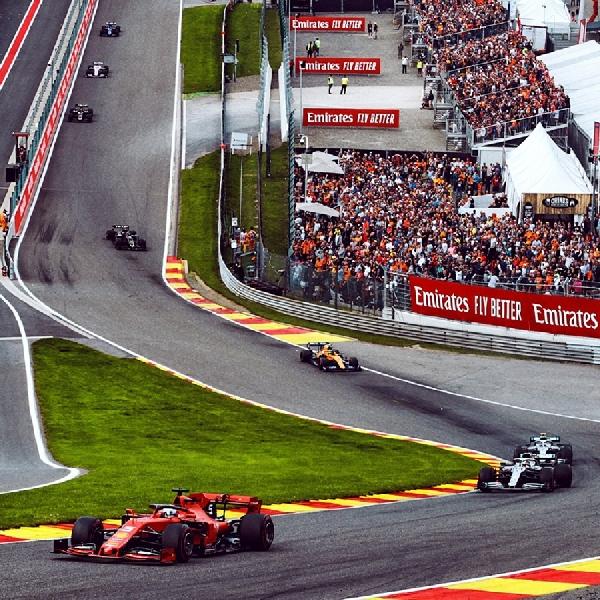 F1: Perubahan Aturan, Semua Tim F1 Diizinkan Bawa Banyak Personel di Grand Prix Belgia