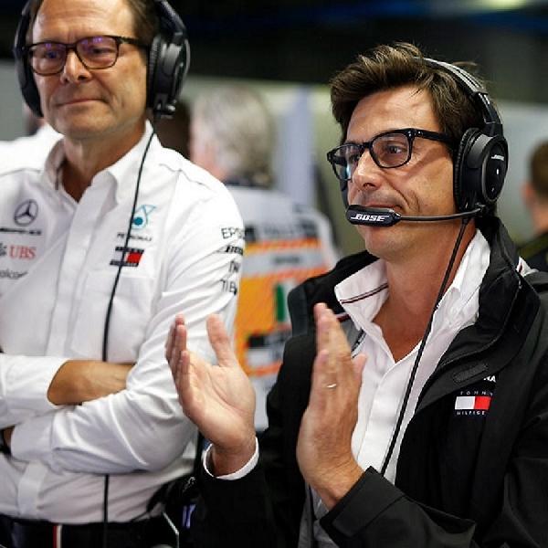 F1: Aturan F1 Membuat Mercedes Membalap di Seri Lain?