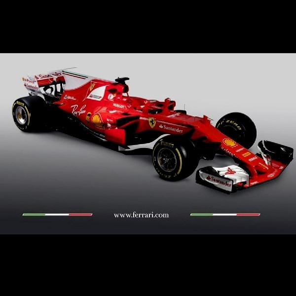 Dua Pebalap Ferrari Akan Kemudikan SF70H Untuk Musim 2017