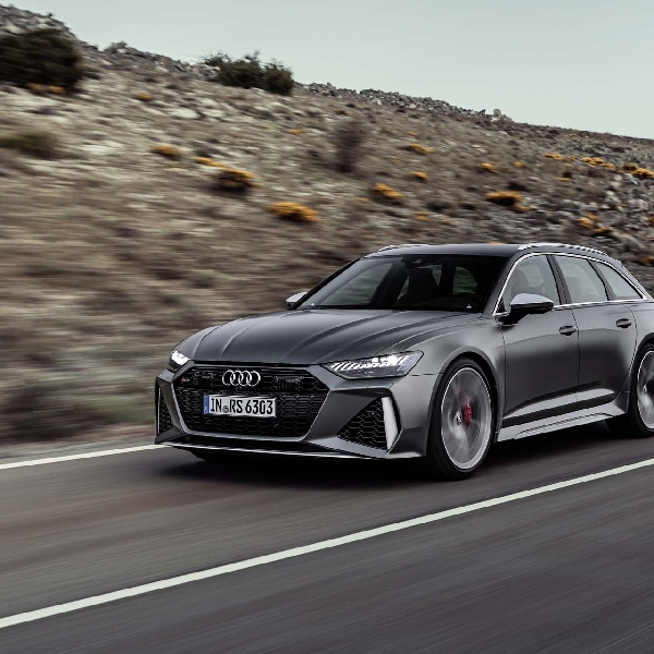 Audi RS 6 Avant 2020, Dengan Mid Hybrid, V8 Twin Turbo 600 hp