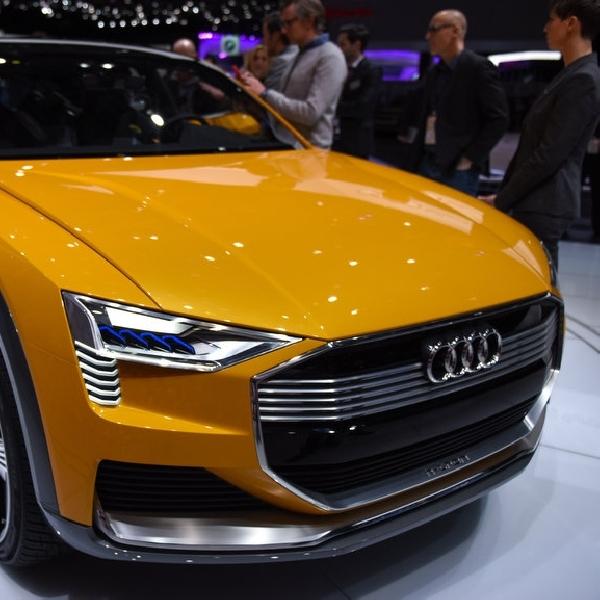 Audi A4 Allroad Quattro Concept, Berbahan Bakar Hidrogen