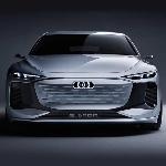 Audi A6 e-tron Concept Bocor Jelang Debut di Auto Shanghai