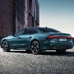 Audi A7 L 2022 Hadir di China dengan Bodi Sedan Memanjang