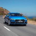 Audi A7 Raih Penghargaan Top Asafty Pick Plus dari IIHS