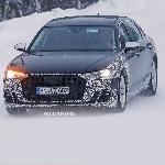 Spyshoot: Audi A8 Horch Pesaing Kuat Mercedes Maybach