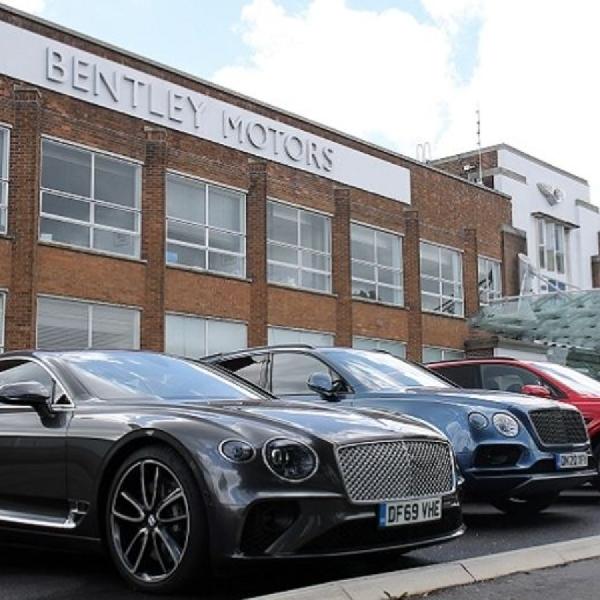 Desainer Eksterior Audi Menjadi Bos Design di Bentley