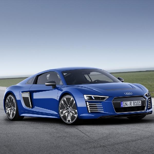 Audi Konfirmasi Siapkan Rival BMW i8