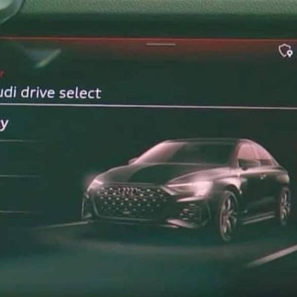 Audi Bocorkan RS3 2022, Terungkap Semua!