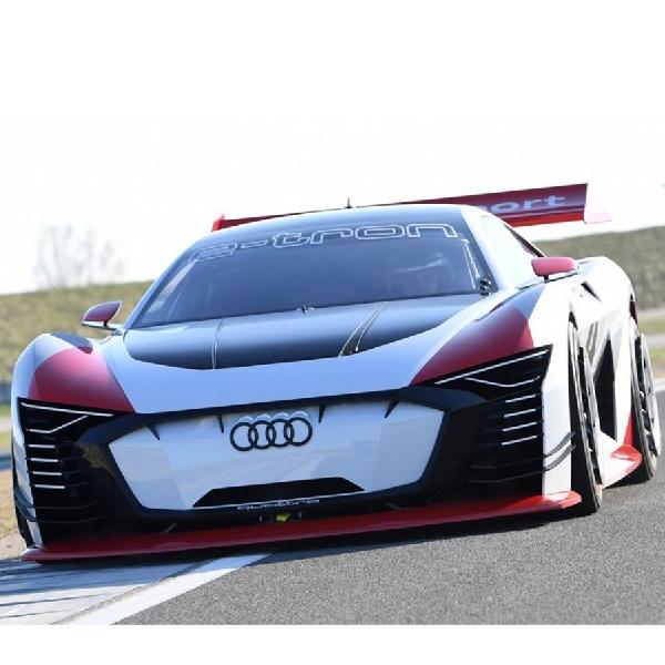 Mobil Konsep Audi di PlayStation Akan Diproduksi Sebagai Race Taxi di Formula E