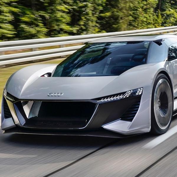 Gedung Hijau Baru Audi Resmi Berdiri