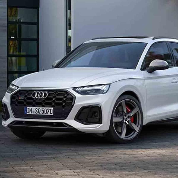 Audi Hi-po SQ5 TDI Diperbaharui, Tetapi?
