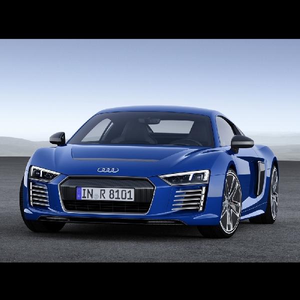 Audi Bangkitkan Kembali R8 e-tron