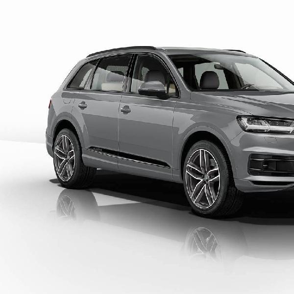 Sentuhan Eksklusif Audi Q7