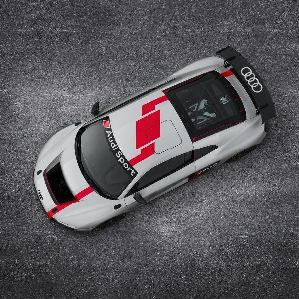Audi R8 LMS Sport akan Debut Resmi di New York 2017