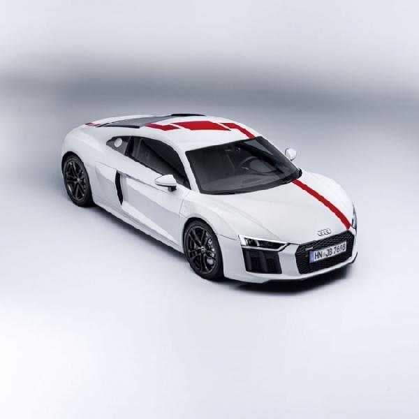 Audi Buat R8 Semakin Ganas