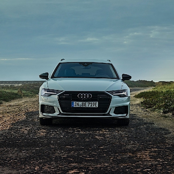 Audi Rilis A6 Avant Plug-In Hybrid