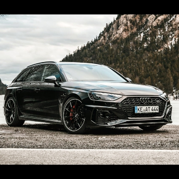 New Audi RS 4 Bakal Menggunakan Spek ABT Power S Package 532 Hp, Torsi 690 Nm