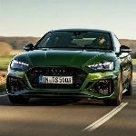 Tampilan New Audi RS5 2021 Sudah Terkuak