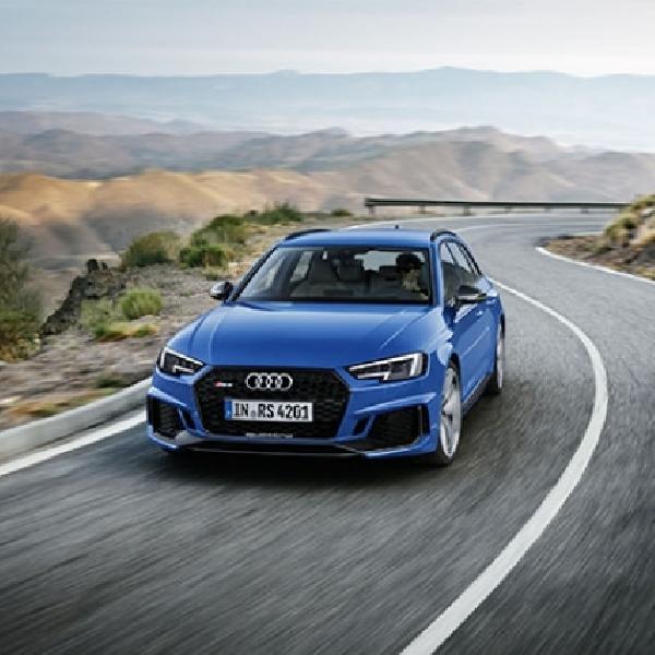 Audi Suntikkan Steroid Pada RS 4 Avant