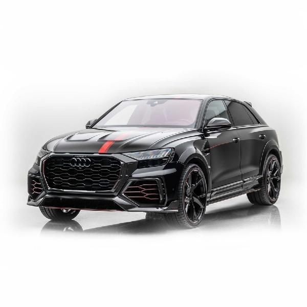Audi RS Q8 Besutan Mansory's, Dibandrol Dengan Harga Termurah Rp4,9 Miliar